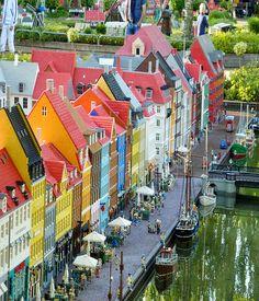 LEGOLAND BILLAND , DENMARK
