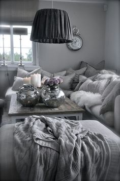 Villa Paprika- wanna cover our blk lamp like this