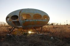 Futuro Houses: A Failed 1960s Attempt at UFO Living | Atlas Obscura