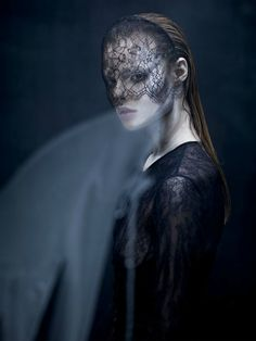 Magdalena Frackowiak by Aitken Jolly for Dansk #26 Fall/Winter 2011
