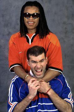 Davids e Zidane