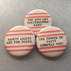 Ghostbusters Inspired Quotes - Button or Magnet