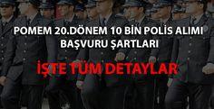 #YAŞAM POMEM 20. dönem son dakika 10 bin polis alım başvuru şartları pa.edu.tr'de: Son dakika POMEM 20. dönem 10 bin polis memuru alımı…