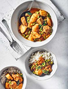 Healthy Curry Recipe