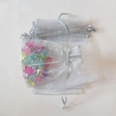 Cheap Jewelry, Jewelry Accessories, Jewelry Packaging, Gift Packaging, Bag Display, Organza Gift Bags, Sterling Silver Jewelry, Silver Ring, Beaded Jewelry