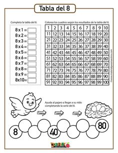 Easter Double Digit Multiplication With Regrouping, Two Digit Multiplication 3rd Grade Math Worksheets, Literacy Worksheets, Math Literacy, School Worksheets, 2nd Grade Math, Kindergarten Math, Math Activities, Math School, Bookmarks Kids