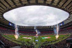 #RBS6Nations Anglaterra [35-15] Itàlia. Twickenham Stadium