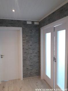 SENHOR FAZ TUDO - Faz tudo pelo seu lar !®: Pintura das portas e aduelas do apartamento da Arr...