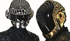 Daft Punk is (Finally!) Playing at Our House Even for robots, eight years between albums is a long time, and now everything on the radio sounds like Daft Punk did nearly a decade ago. Daft Punk, Dance Music, New Music, Jay Z Kanye West, Thomas Bangalter, Pepe Aguilar, All Pop, Saint Laurent, Julian Casablancas