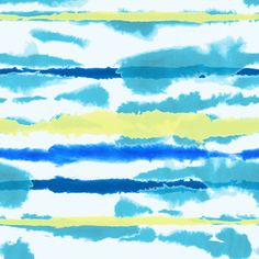 Hazy Tie Dye Stripes by Sarah Jane Woodward Seamless Repeat Royalty-Free Stock Pattern Textile Design, Free Pattern, Print Patterns, Tie Dye, Vibrant, Stripes, Abstract, Royalty, Painting
