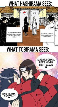 OH MY GOD HELP ME I'M DYING. HashiMada... I think.