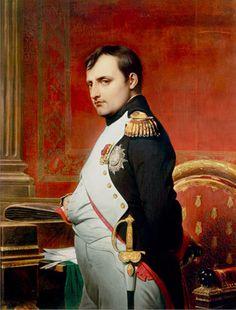 Paul Delaroche, L'Empereur Napoléon, 1838