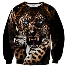 High quality printed sweatshirt! It can be the way to express Yourself or just shine among the crowd - or both !