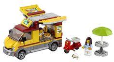 LEGO City Pizza Van (60150) http://www.flickr.com/photos/tormentalous/30731509922/