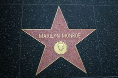 starring you walk of fame hollywood california | Star, Walk of Fame, Hollywood Boulevard, Los Angeles, California ...