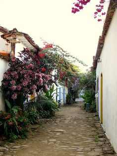Paraty, Brazil #travel
