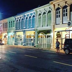 Phuket old twon