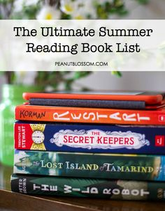 16 books for summer reading challenges that your kids won't be able to put down! Hand-picked by a 5th grader and her mom, these books are perfect for inspiring kids to spend time with summer reading. #bookideas #childrensbooks #summerreading #summerbooklist Best Books List, Book Lists, Good Books, Books To Read, Book Challenge, Reading Challenge, Books For Tweens, War Quotes, Independent Reading