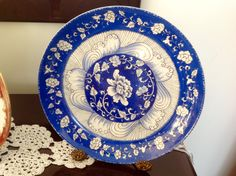 Decorative Plates, Tableware, Home Decor, Homemade Home Decor, Dinnerware, Dishes, Place Settings, Decoration Home, Interior Decorating