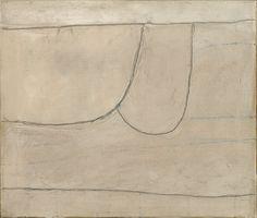 William Scott, Graffito Still Life, 1962, Oil on canvas, 30.5 × 35.5 cm / 12 × 14 in, Private collection