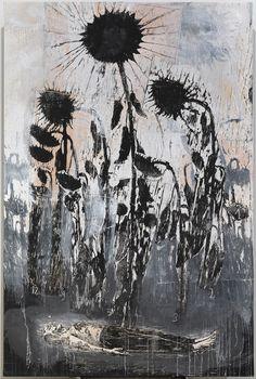 Anselm Kiefer | Hortus Conclusus | 2007–2014 | Privatsammlung | © Anselm Kiefer und Charles Duprat #AlbertinaKiefer