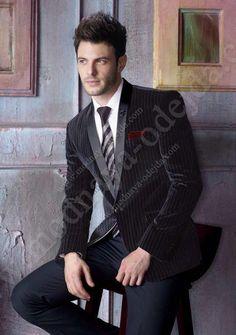 Мужской костюм-двойка   рубашка   галстук