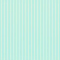 free scrapbooking papers   Free Digital Scrapbook Paper - Blue & Cream Stripes