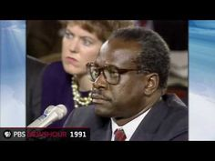 Supreme Court Moments in History: Clarence Thomas and Anita Hill Supreme Court, Investigations, Timeline, Politics, America, In This Moment, History, Youtube, Historia