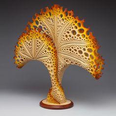 Arte escultural - Mark Doolittle estúdio de escultura de madeira e Design