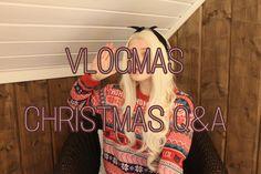 ♡ CHRISTMAS Q&A ♡ I hope you like this video  #christmas #vlogmas #kawaii #hatsumikira #Q&A #pastelgoth