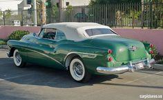 1953 Buick Skylark Convertible Coupe #BuickRoadmasterConvertible #winddeflector #windscreens http://www.windblox.com/