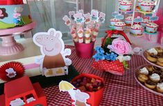 Peppa Pig Birthday Party Ideas | Photo 2 of 15 | Catch My Party