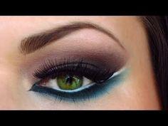 Schminktipps: Arabisch Schminken Arab Makeup المكياج العربي    http://www.youtube.com/watch?v=VE904Bc5YjE=PL61AC479526E9AA5E=5=plcp#