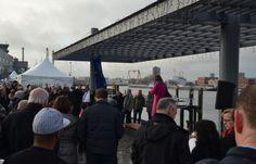 """Opening """"Balkon aan de Maashaven"""" Rotterdam - Gebr. van Kessel"""