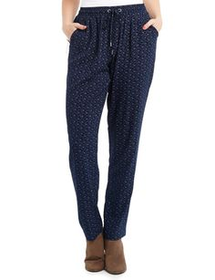 Zest Weekend Ditsy Floral Jogger Pant product photo