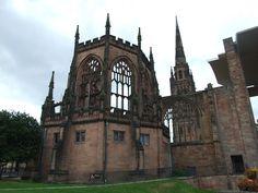 cathédrale de coventry