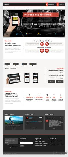 Chester is a clean and elegant Drupal 7 template for Software, corporate and Multi Purpose. This template can also be used for business websites and portfolios . The CSS and design is flexible, easy to customize and modify. is a unique design based on Bootstrap, is sensitive and is consistent with a wide range of mobile devices. #drupal #web #design #corporate #themeforest
