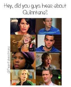 Glee #Exactly