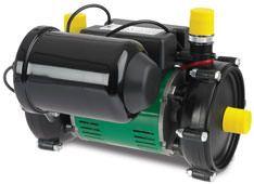 Salamander ESP50 CPV 1.5 Bar Twin Shower Pump