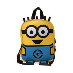Shop for Toddler Minion Feet Backpack f8dce21261302