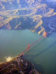 Golden Gate Bridge - no matter how many times we cross it, we are still in awe
