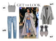 """Get The Look"" by yourfavfashblogger on Polyvore featuring Topshop and White House Black Market"