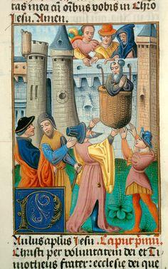 VALENCIENNES, Bibliothèque municipale, 0007 (002) Bible Langues : latin Date : 16e s. (deuxième quart ?)