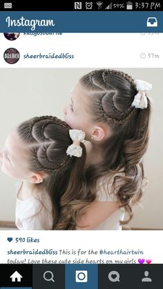 haar kinderen meisjes haar kinderen meisjes 91 adorable heart hairstyles cute hairstyles for kids you will love! Childrens Hairstyles, Cute Hairstyles For Kids, Baby Girl Hairstyles, Princess Hairstyles, Braided Hairstyles, Cool Hairstyles, Heart Hairstyles, Kids Hairstyle, Hairstyles Pictures