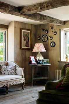 Discover Robin Muir's South Downs house, now an idyllic weekend retreat, on HOUSE - design, food and travel by House & Garden.