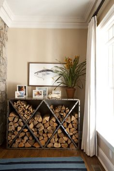 1000 Images About Storage Firewood On Pinterest