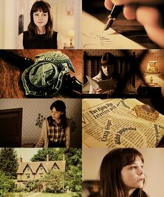 Marauders' Era Dreamcast.Carey Mulligan as Alice Longbottom.