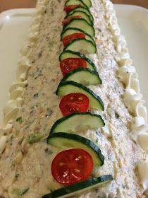 Liian hyvää: Voileipäkakkurulla tonnikalasta Zucchini, Vegetables, Savory Snacks, Vegetable Recipes, Veggie Food, Veggies, Squashes