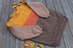 VÅRLI : Jubelgenser - en genser som gjør meg glad!