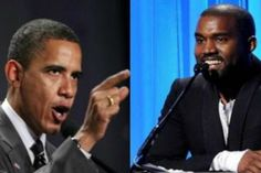 """Kanye West says Obama """"used"""" him and that """"…we're led by the least noble, the least dignified, the least tasteful, the dumbest, and the most political."""""""